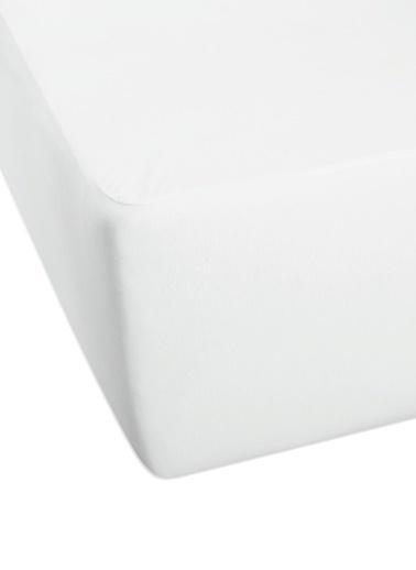 Penelope Penelope Pamuk Penye Sıvı Geçirmez Yatak Alezi 180x200+40 Cm Beyaz